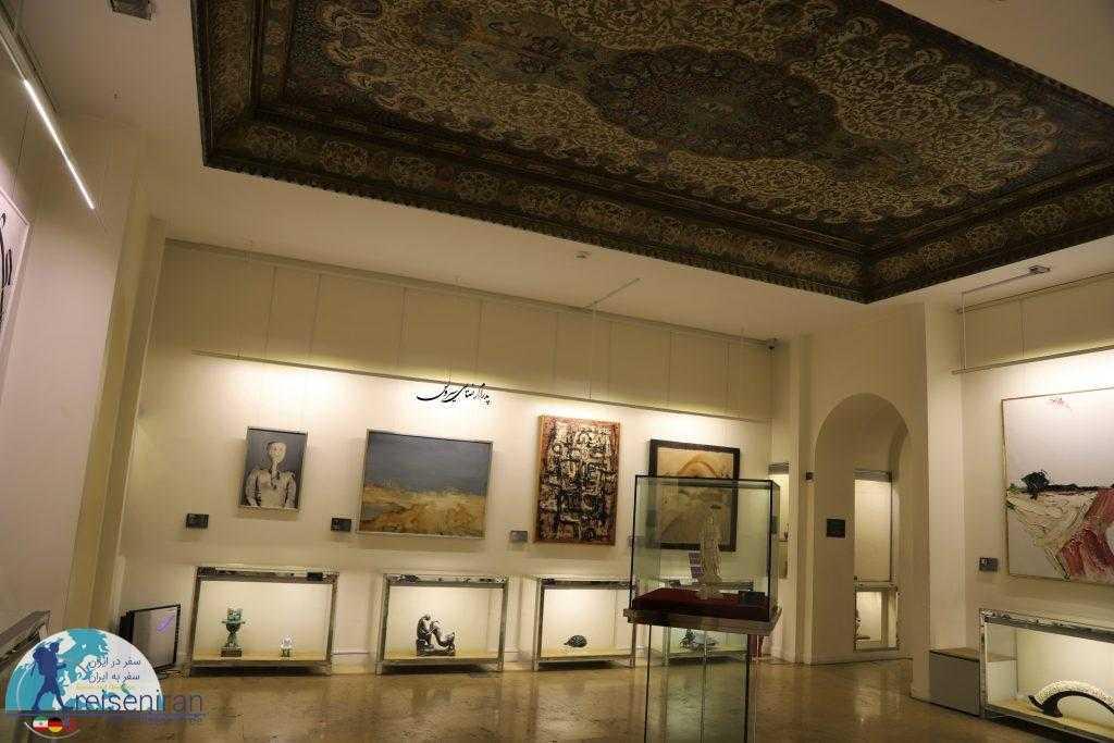 موزه جهان نما کاخ نیاوران (کاخ جهان نما)