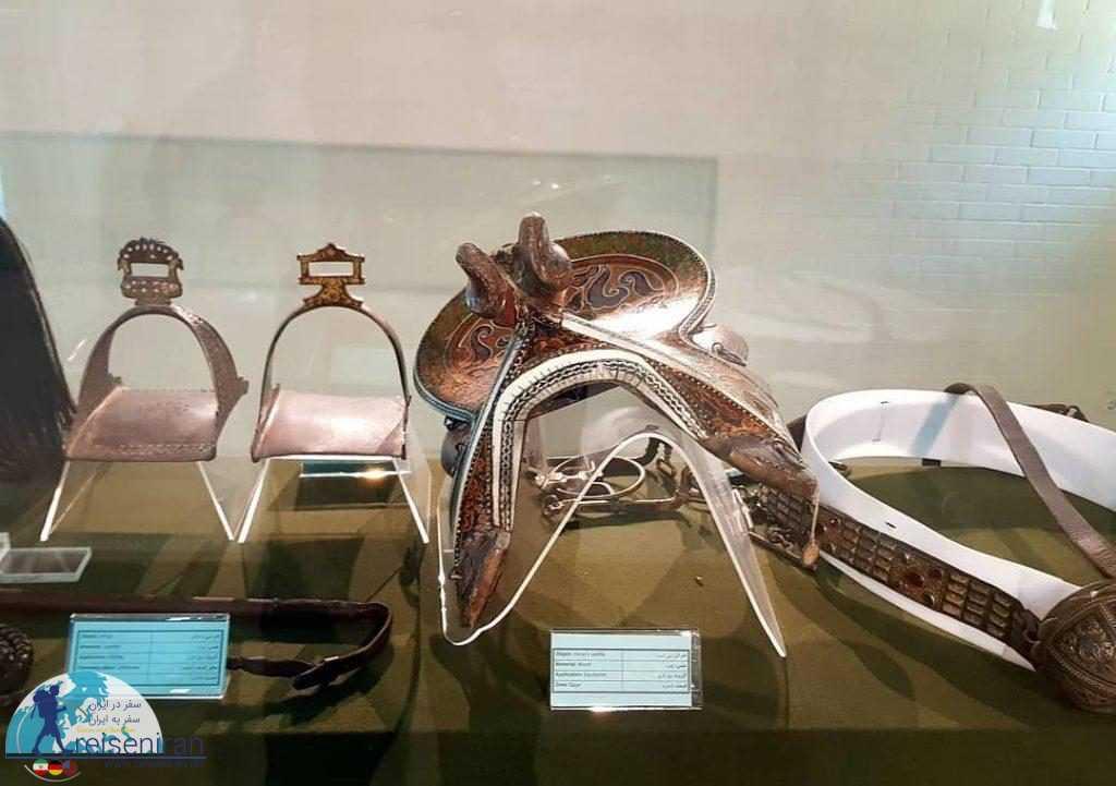 آثار موجود در موزه توس