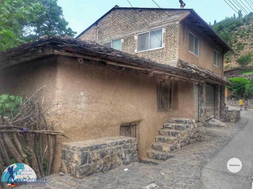 خانه ای در روستای کندلوس