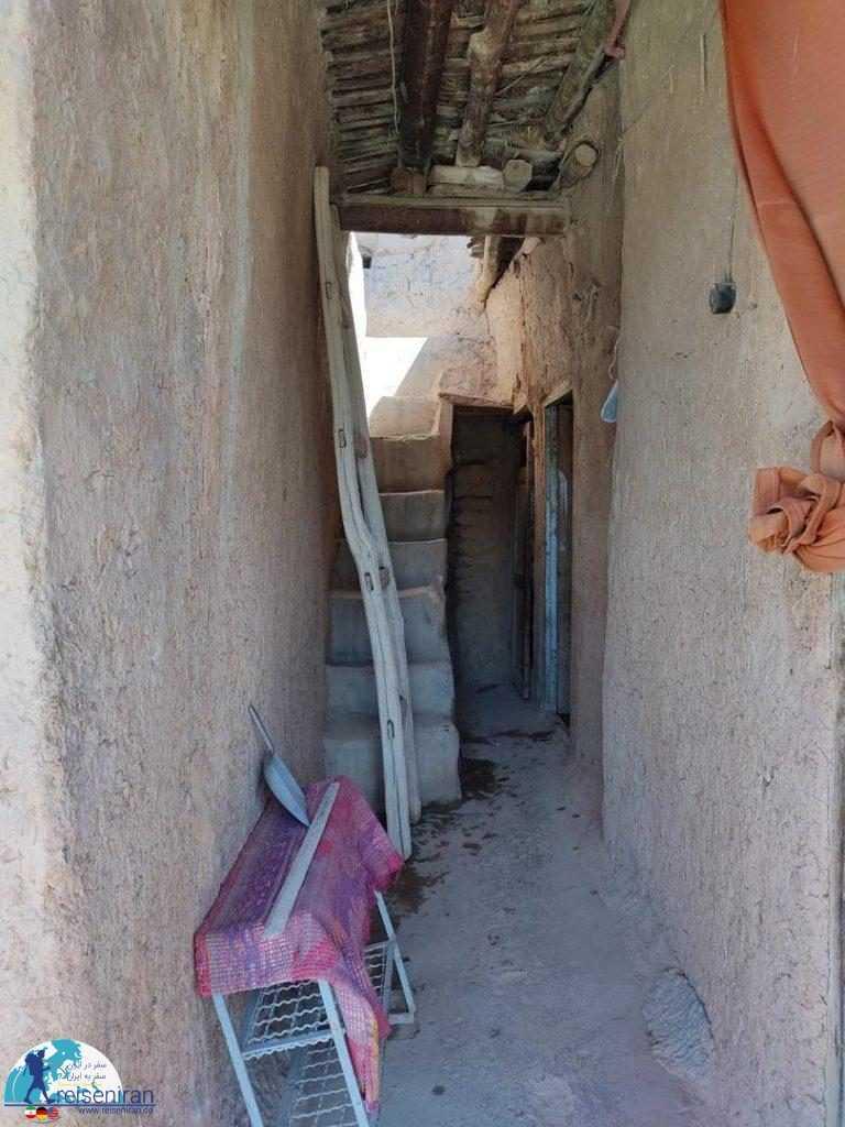 خانه روستای نایین