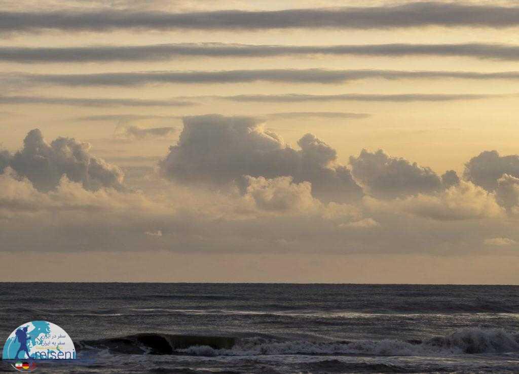 دریا خزر