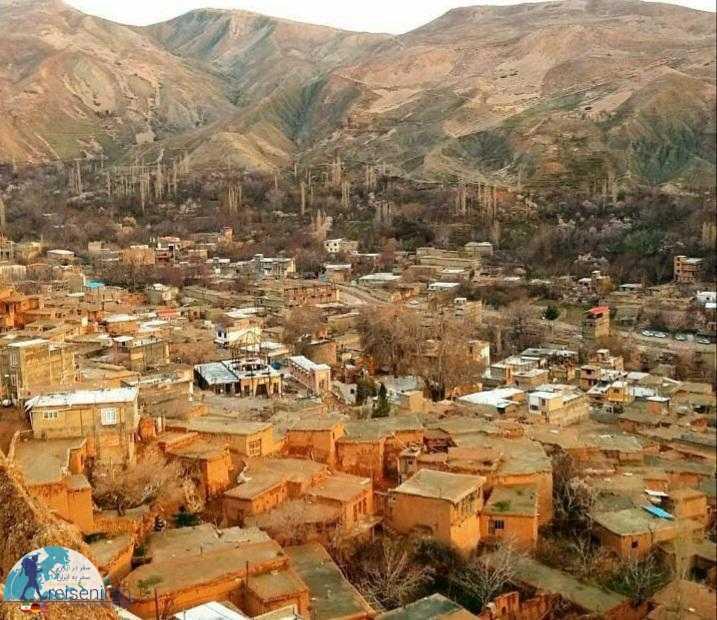 روستای رویین پاییزی