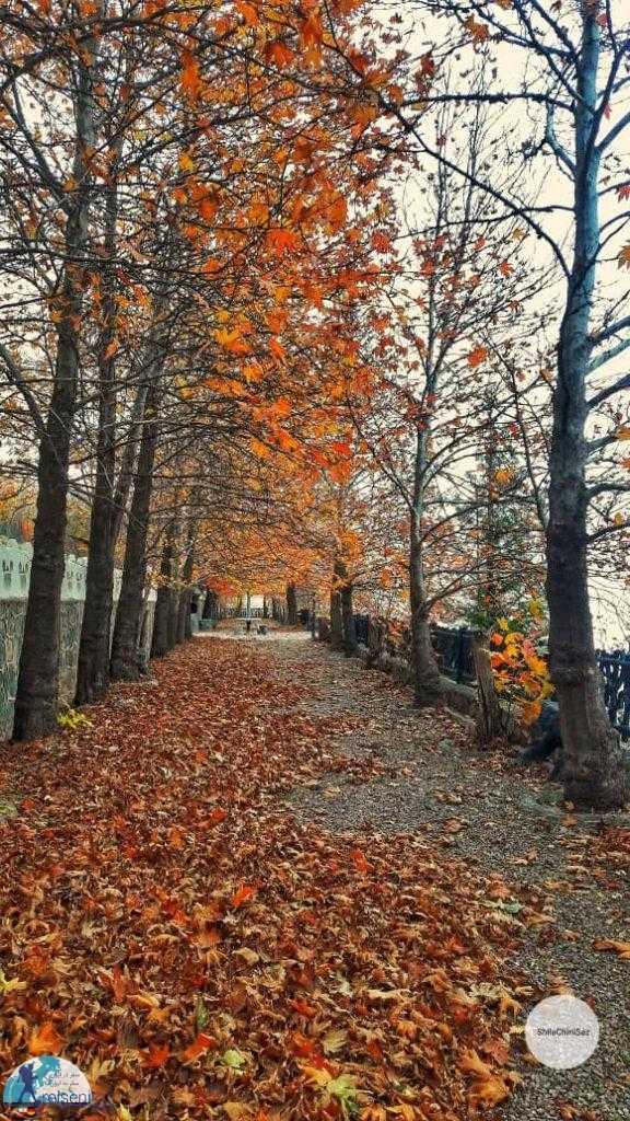 طبیعت پاییزی روستای کندلوس
