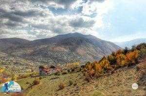 روستای کندلوس چالوس