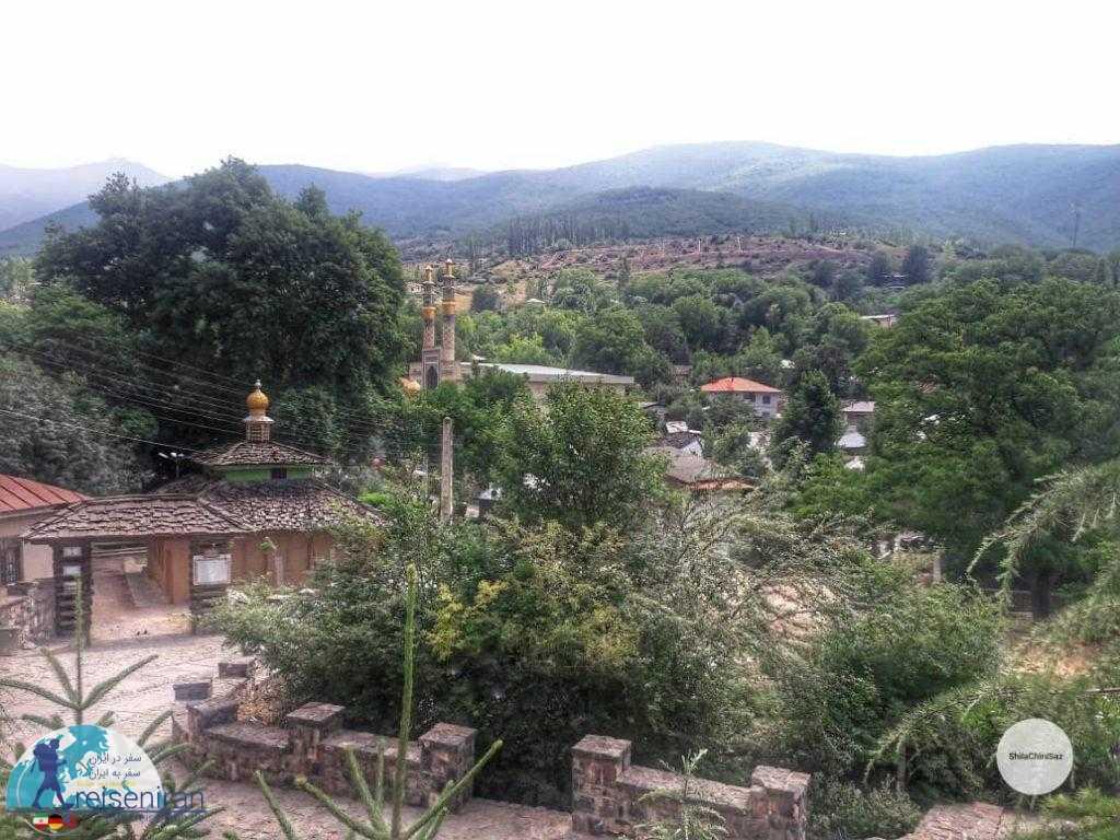 عکس روستای کندلوس
