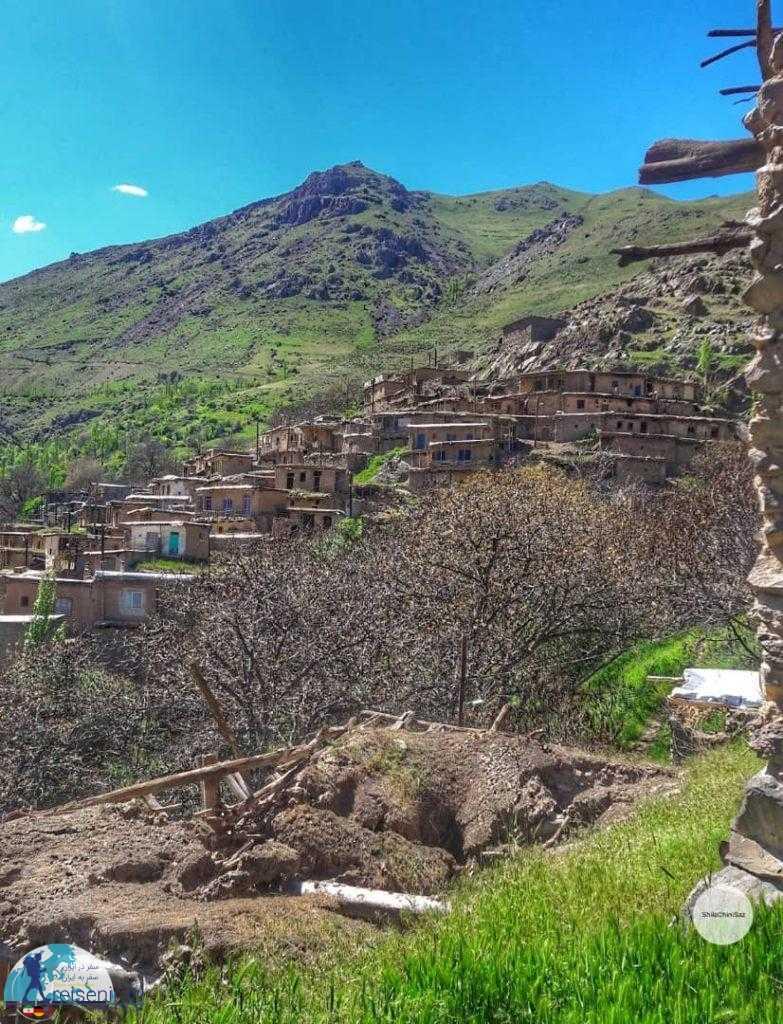عکس روستا شیلاندر
