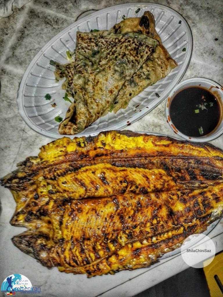 غذای سنتی در پالنگان