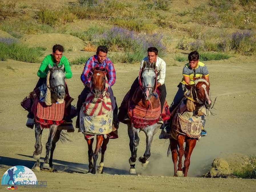 مسابقات اسب سواری مردم ترکمن