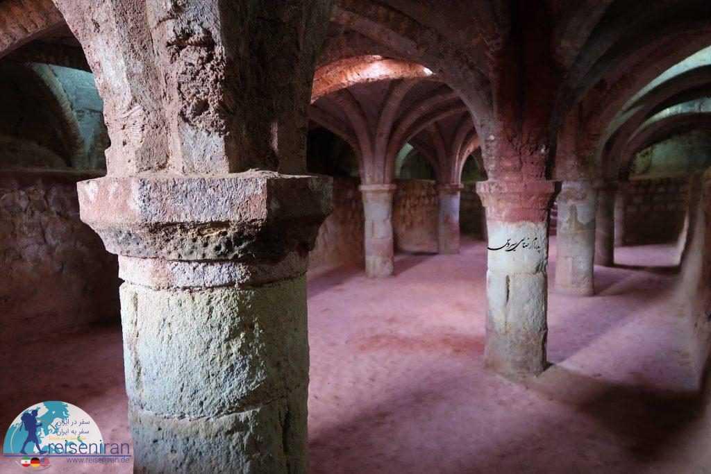 معماری کلیسا قلعه پرتغالی ها هرمز