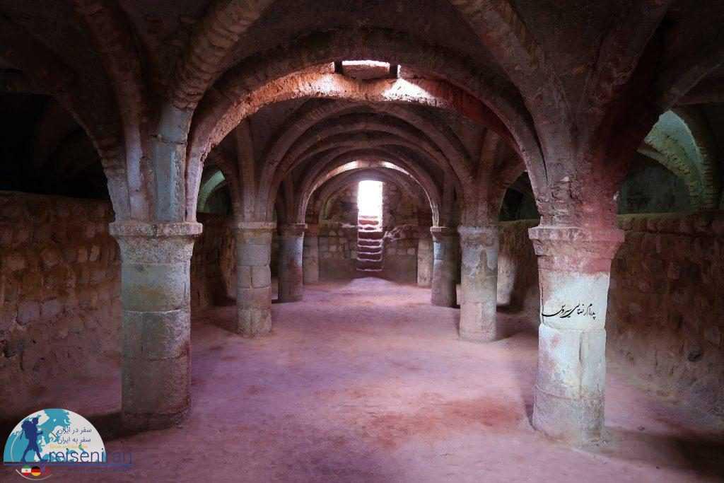 کلیسا قلعه پرتغالی ها هرمز