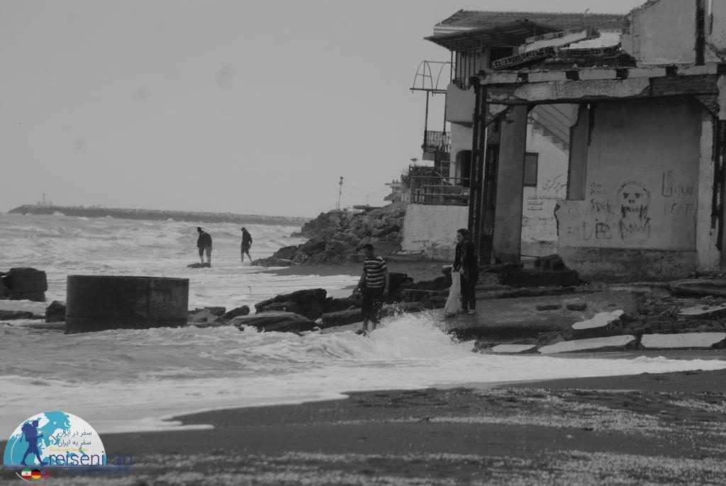 حریم دریای خزر
