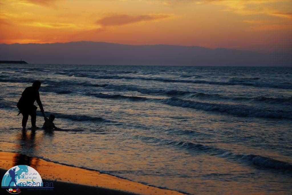 دریای خزر