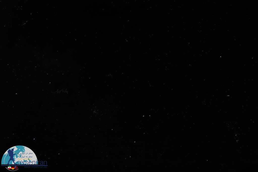 آسمان پر ستاره زاگرس
