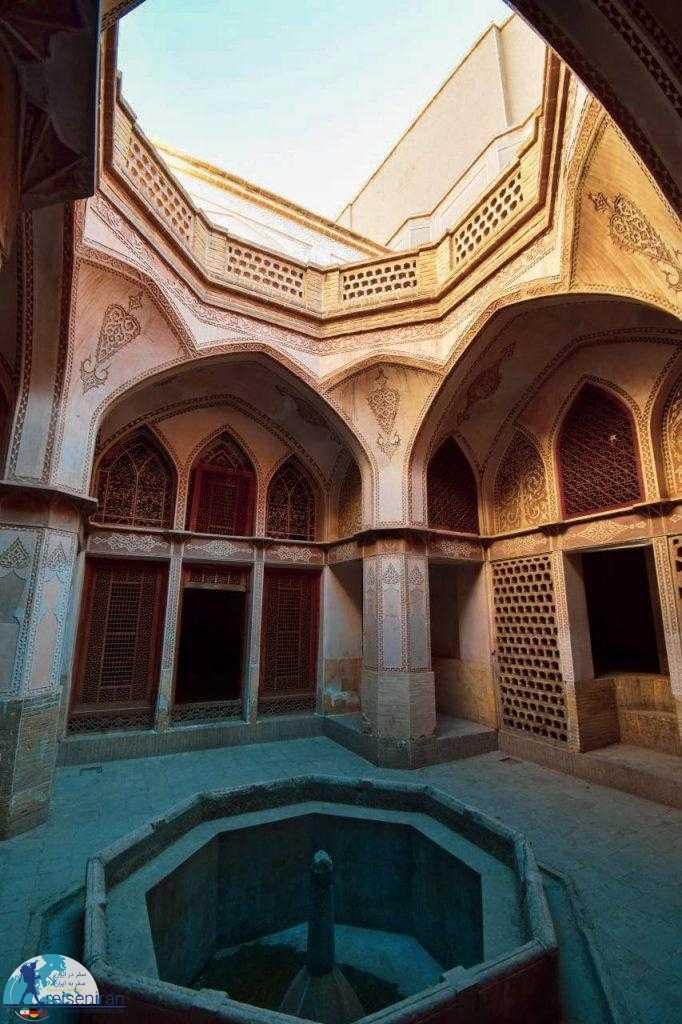 حوض خانه عباسیان
