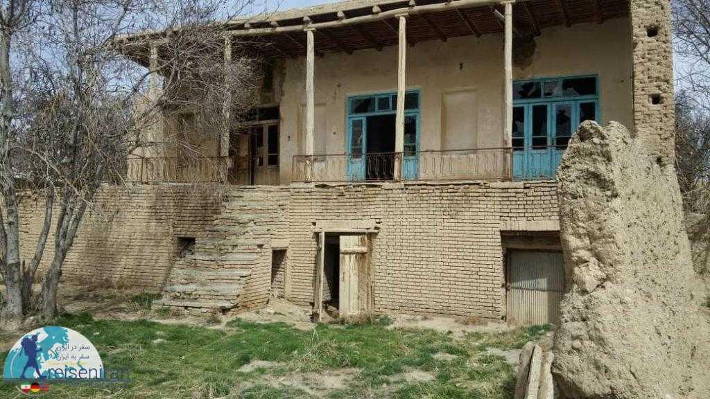 خانه قدیمی در گلپایگان