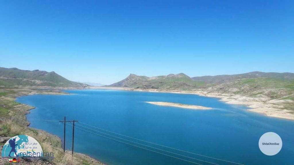 دریاچه تهم زنجان