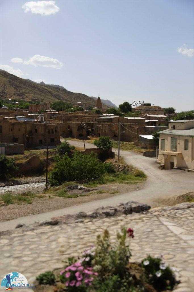 روستای وانشان گلپایگان
