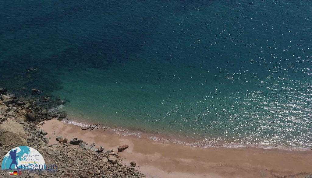 ساحل نیلگون خلیج فارس