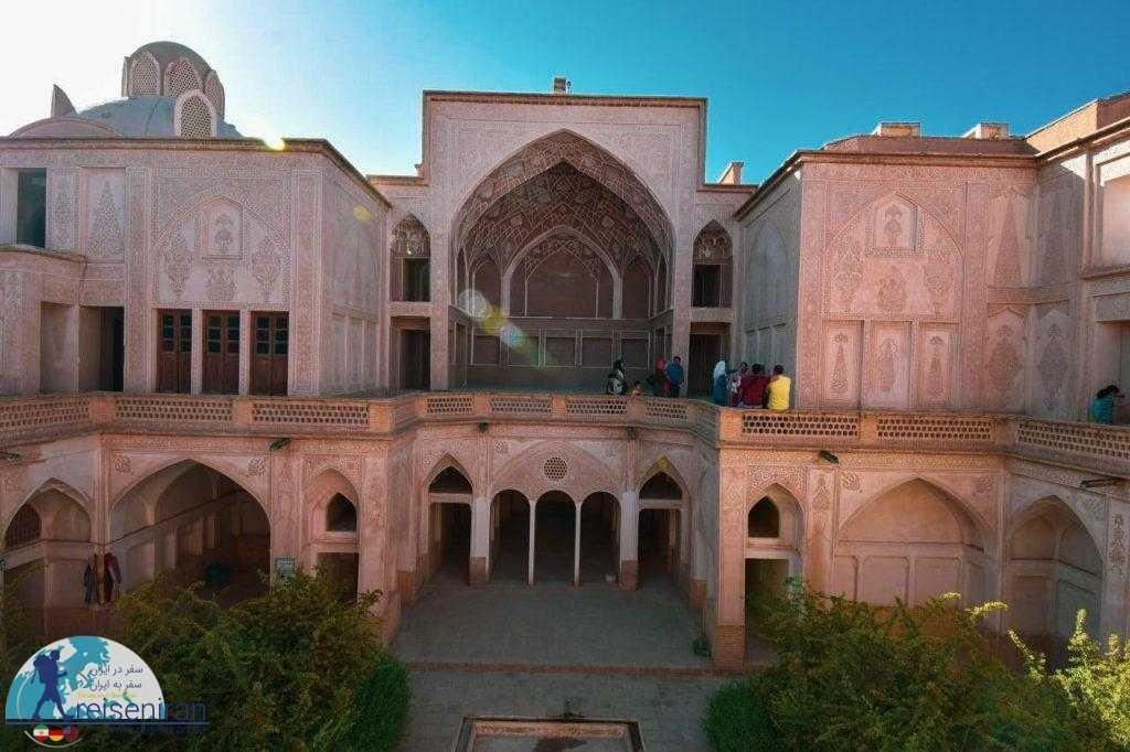 طبقات خانه عباسیان