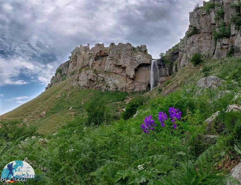 طبیعت البرز در منطقه تالش