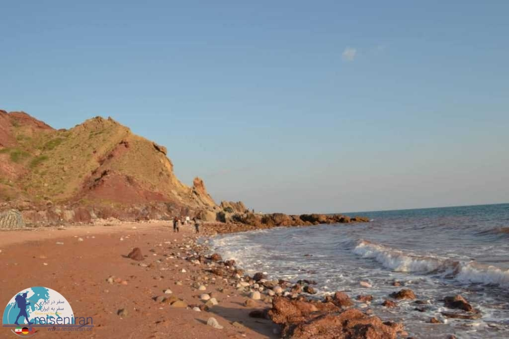 عکس ساحل سرخ
