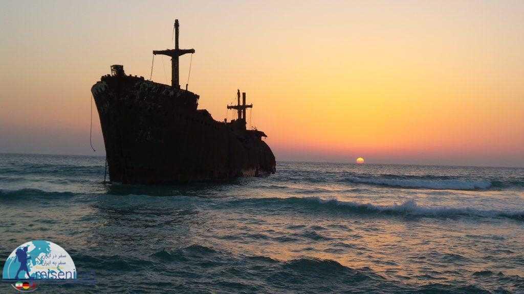 عکس کشتی یونانی