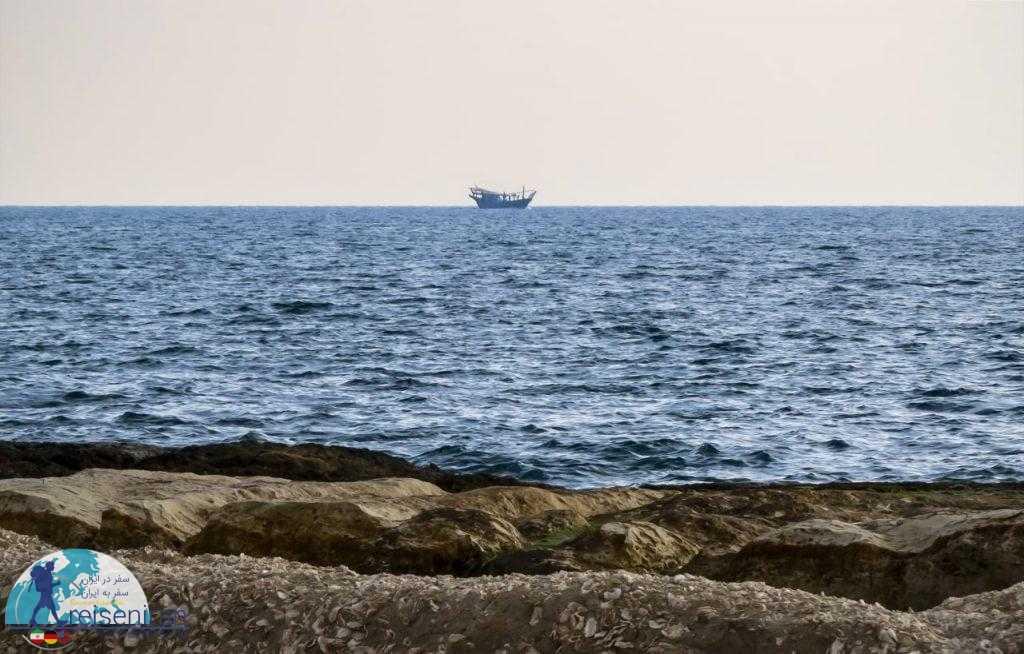 لنچ در خلیج فارس