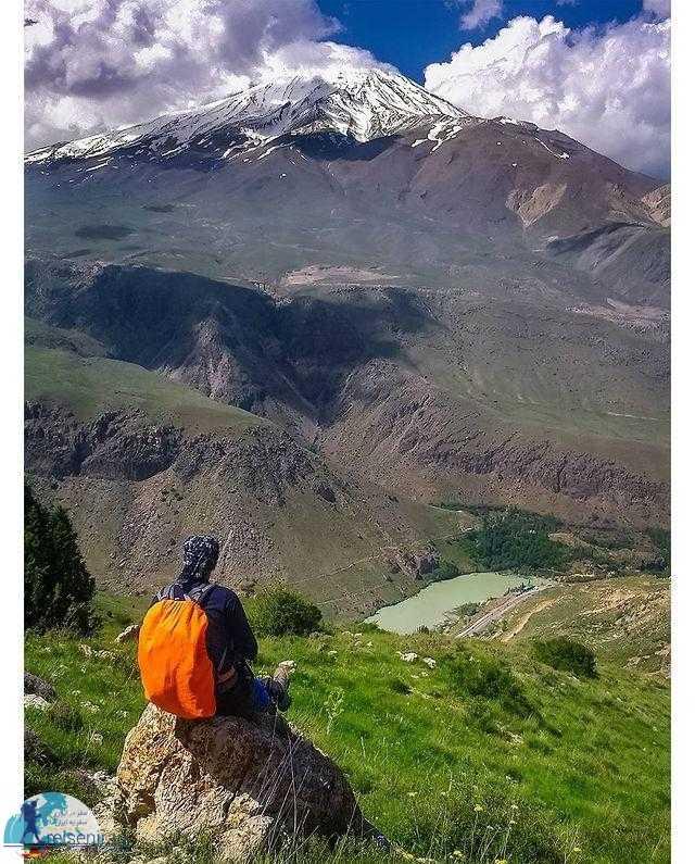 منطقه البرز در هراز