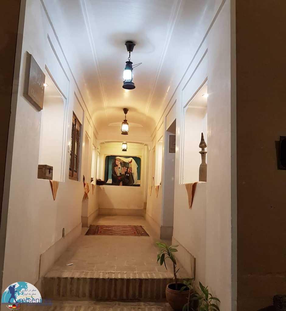 راهرو هتل فهادان