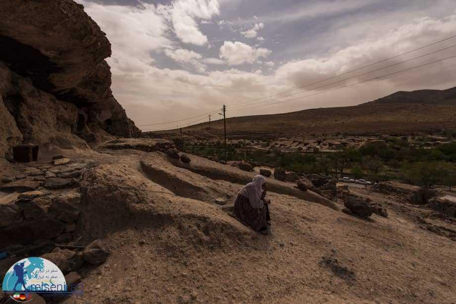 عکس روستای میمند