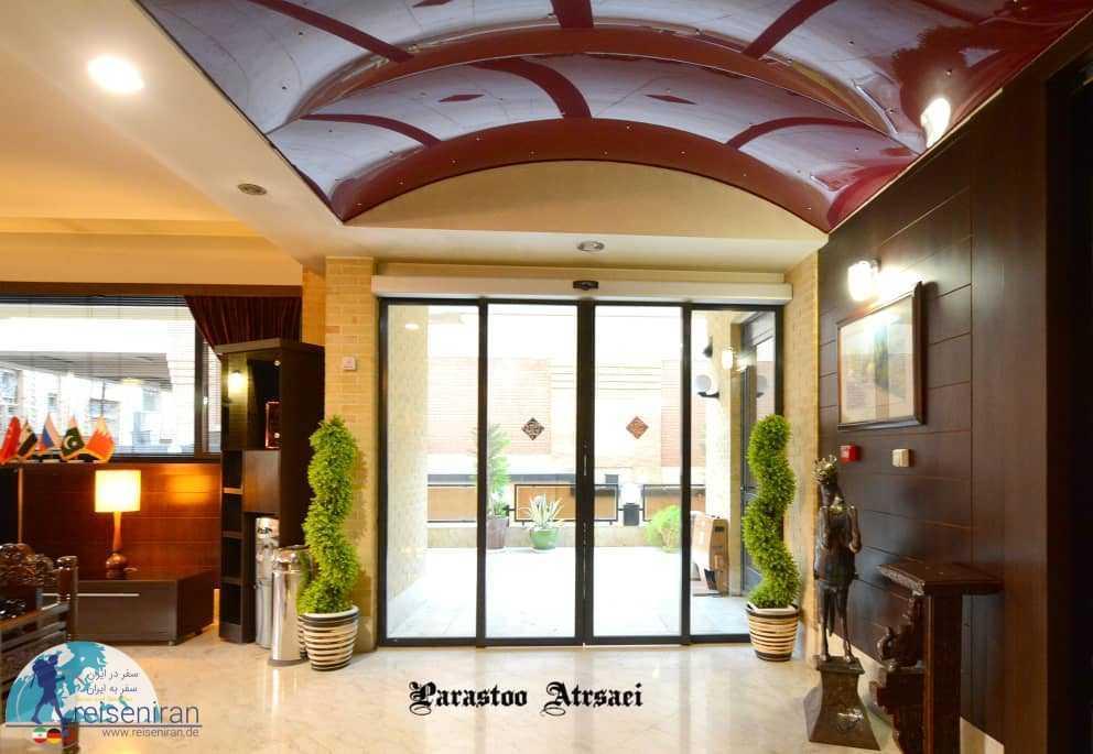 فضای هتل شیخ بهایی