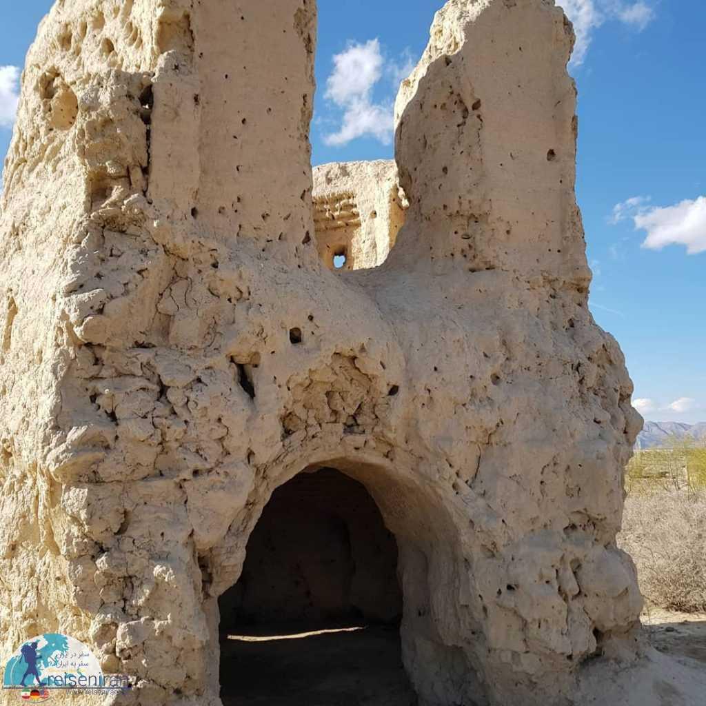 قلعه تاریخی وداغ گلپایگان
