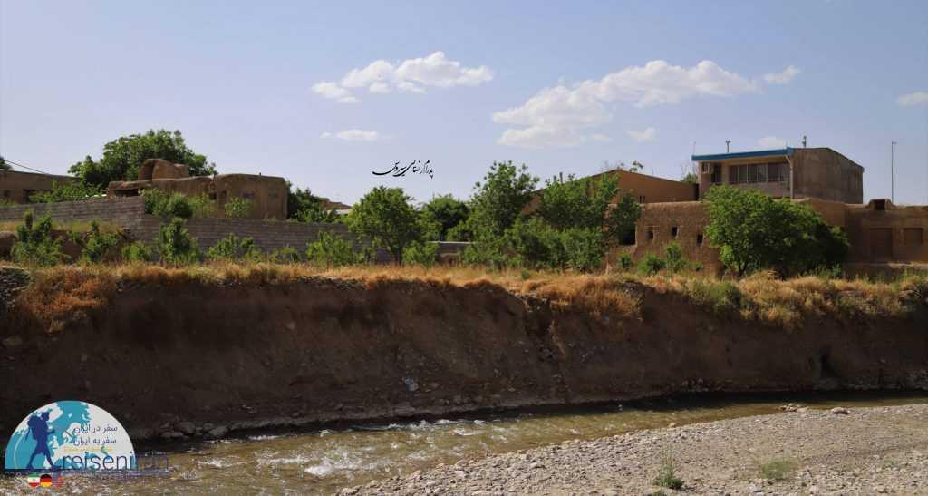 رودخانه روستا وانشان