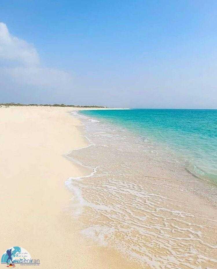 ساحل جزیره لاوان