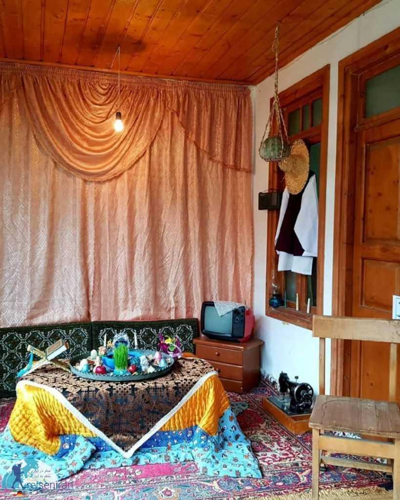 عکس خانه میرزاکوچک خان جنگلی در رشت