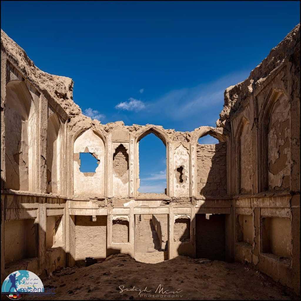 عکس قلعه شهرسب ابرکوه