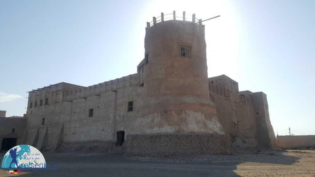 قلعه المرزوقی بندر مغویه