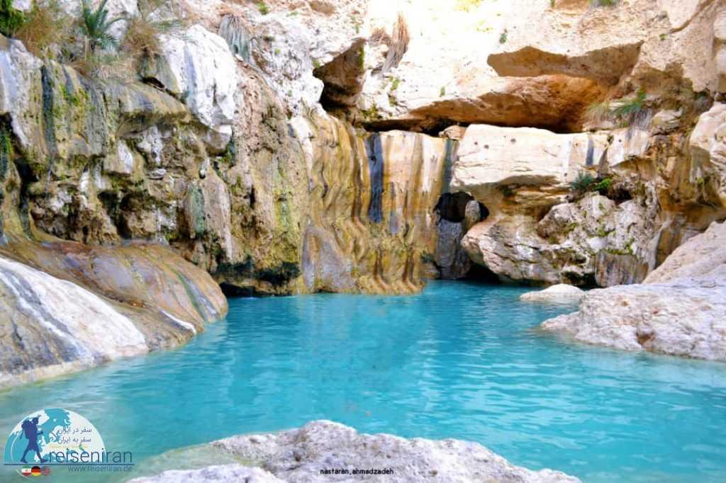 چشمه آب دبه پارسیان