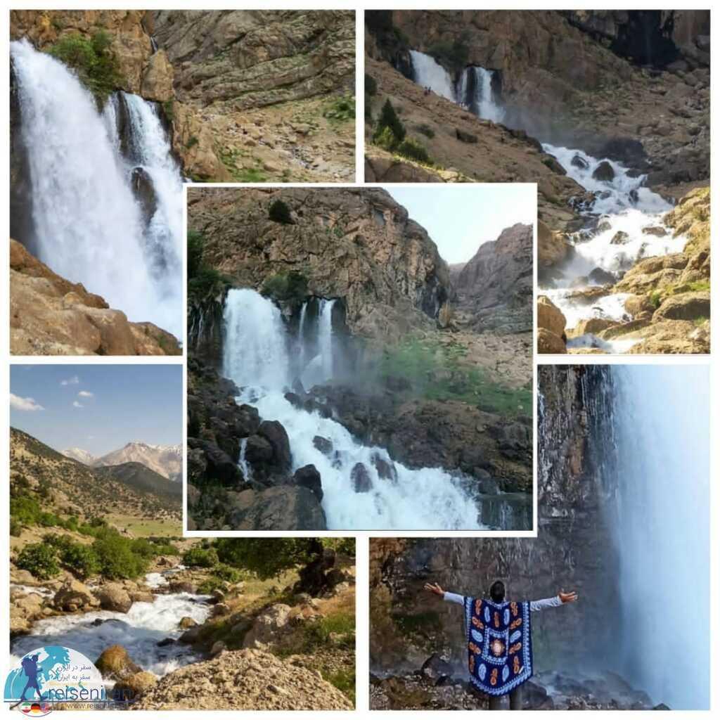 آبشار چکان لرستان