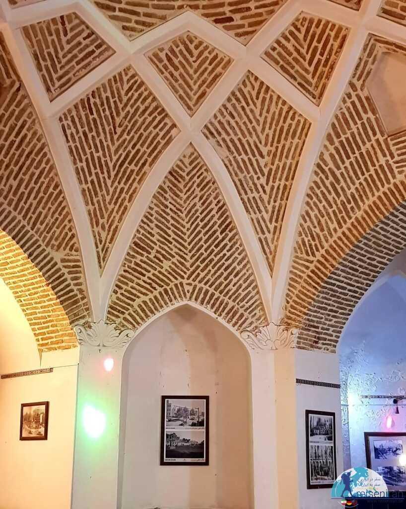 تزئینات حمام نواب تهران