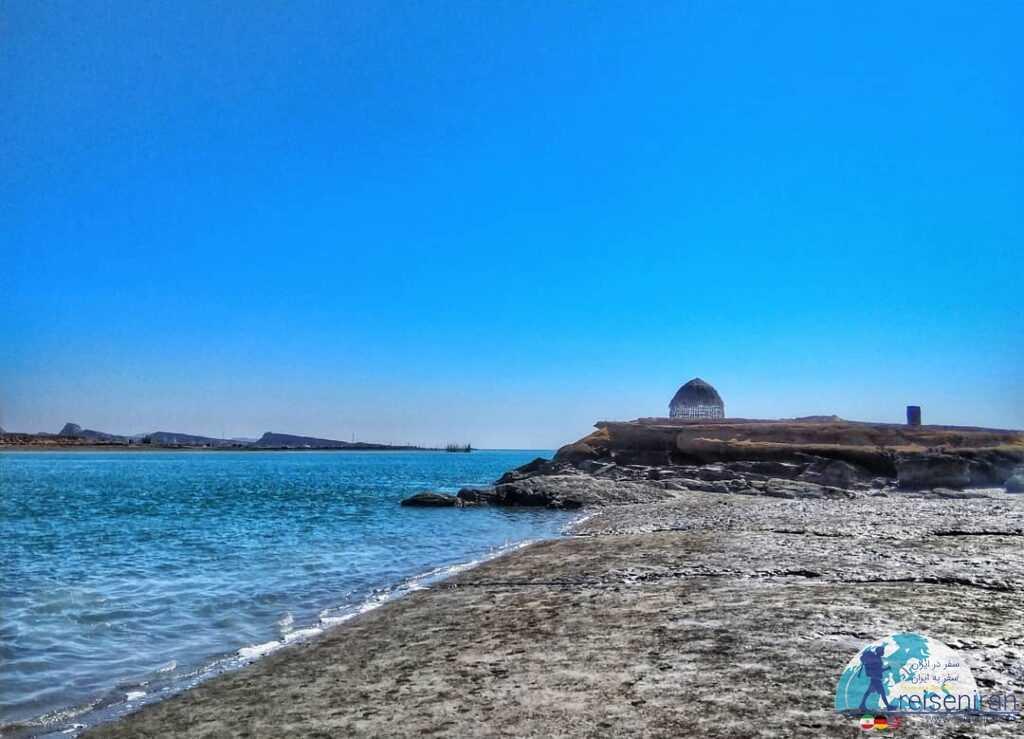 جزیره شیخ اندرابی قشم