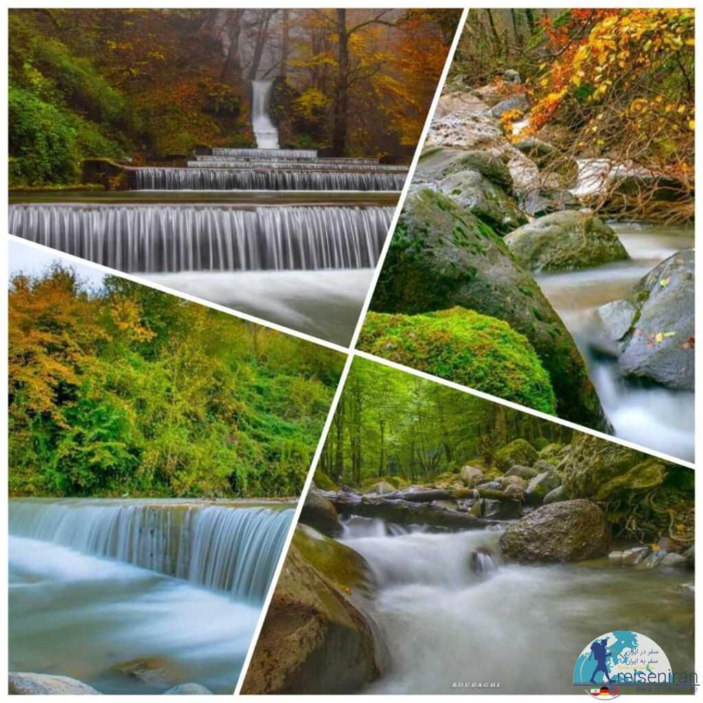 رودخانه صفارود مازندران