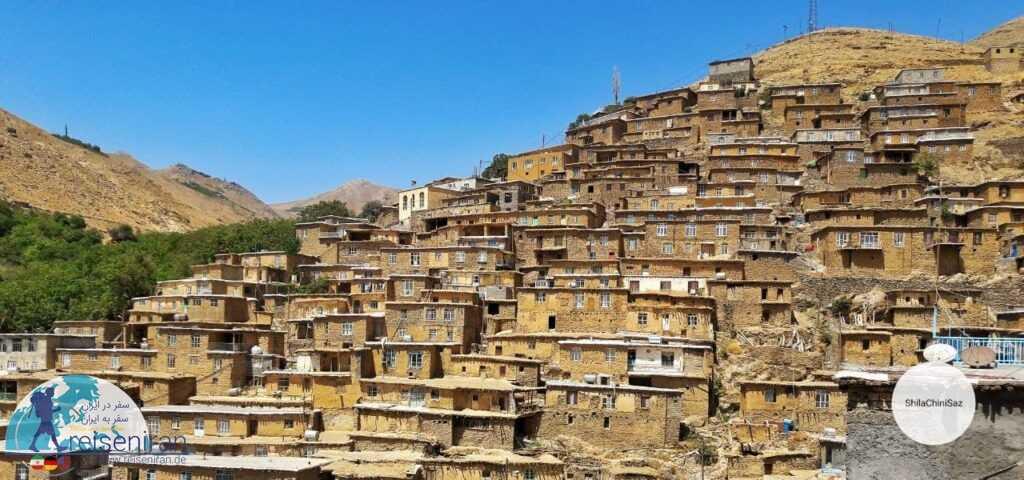 روستای گلین سنندج