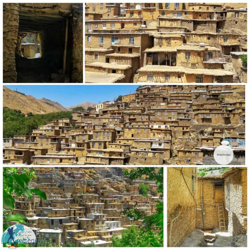 روستای گلین کردستان