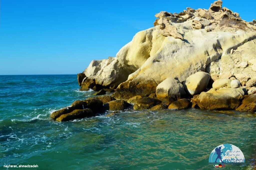 ساحل بنود عسلویه
