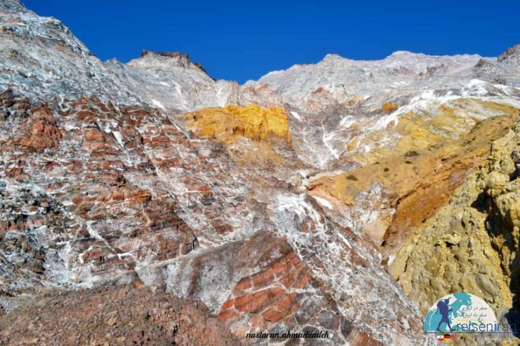 عکس کوه جاشک