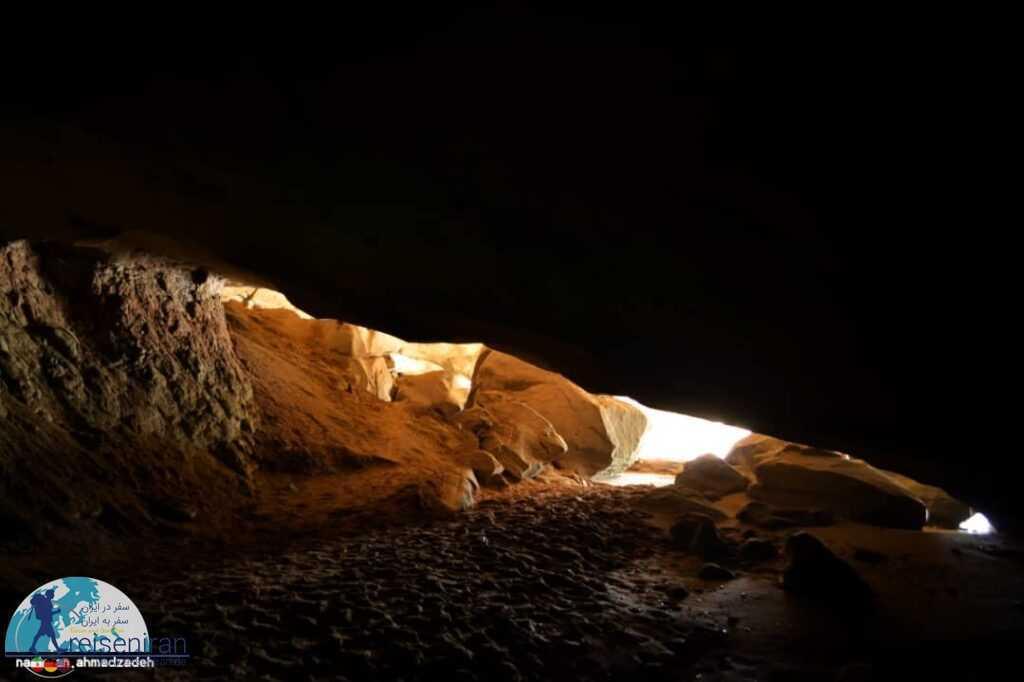 غار بنود عسلویه
