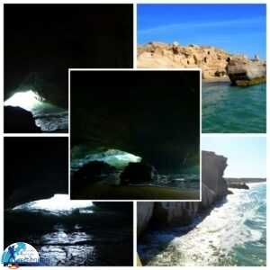 غار ساحل بنود عسلویه