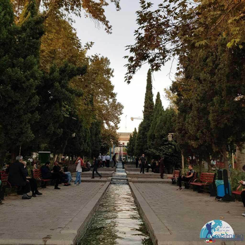 پارک دانشجو تهران