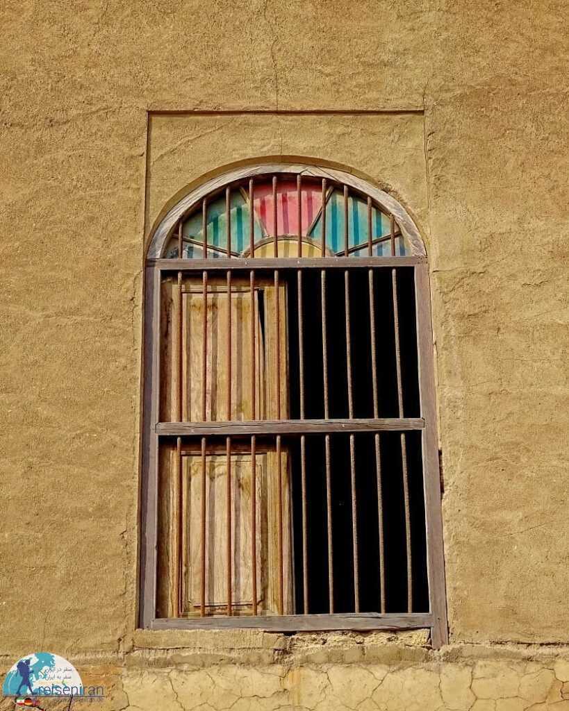 حفاظ پنجره خانه فکری بندرلنگه